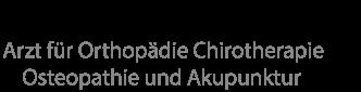 Orthopädie am Holzhausenpark Logo